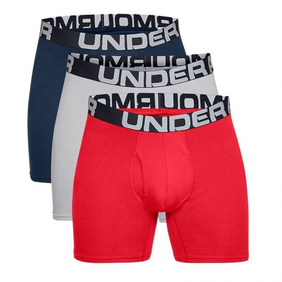 Pánske boxerky Under Armour Charged Cotton 3PACK