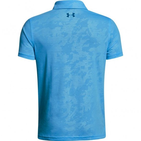 Chlapčenská polo košeľa Under Armour Threadborne