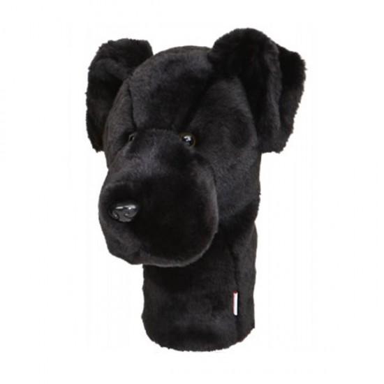 Daphne's Driver Headcovers - Black Labrador