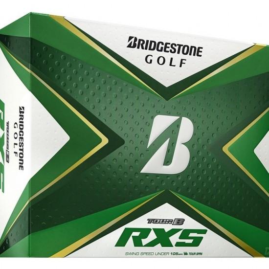 Loptičky Bridgestone TOUR B RXS 2020 (12 loptičiek)