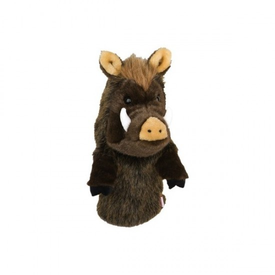 Daphne's Driver Headcovers - Boar
