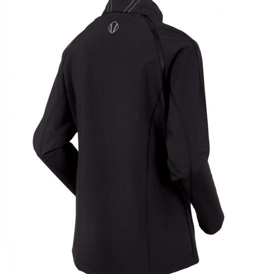 Dámska bunda 2v1 Sunice Hilary Convertible Softshell